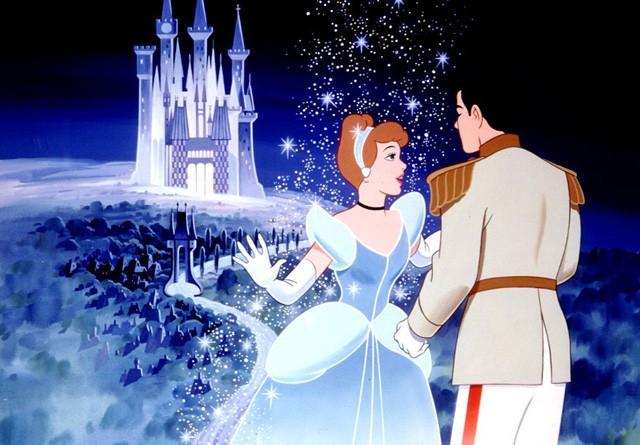 迪斯尼动画片Cinderella《灰姑娘》