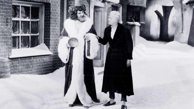 经典圣诞题材电影-圣诞颂歌-1938版