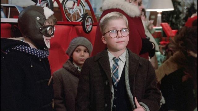 经典英文字幕电影-圣诞故事-1983版
