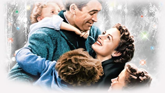 经典励志正能量圣诞电影-生活多美好-彩色版