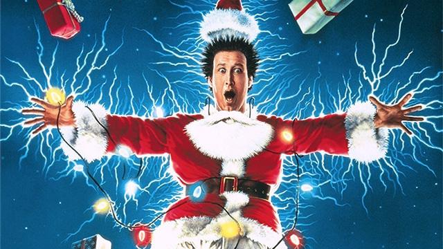 圣诞题材的纯英文字幕电影之疯狂圣诞假期