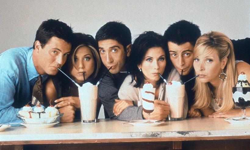Friends《老友记》纯英文字幕